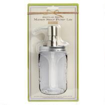 Regular Mouth Mason Jar Soap Pump Lids, Set of 2