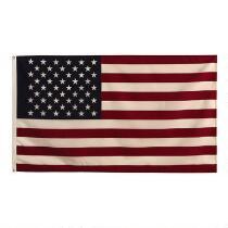 3' x 5' Vintage U.S. Flag