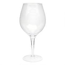 """15.75"""" Wine Glass"""