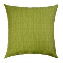 Solid Green Indoor/Outdoor Floor Cushion