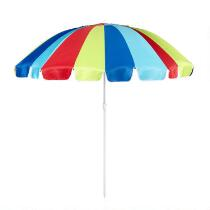 8' Rainbow Tilt Beach Umbrella