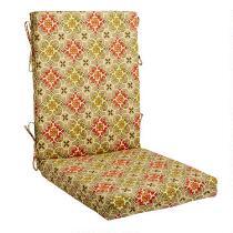 Desert Tile Indoor/Outdoor Hinged Chair Pad