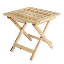 Folding Adirondack Table
