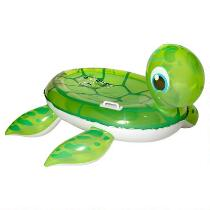 Inflatable Turtle Lazy Rider