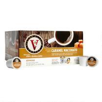 Victor Allen's® Caramel Macchiato Coffee Pods, 80-Count