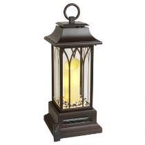 "27.5"" Arched Panes Lantern Heater"