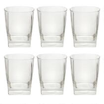 Sterling Double Old Fashioned Glasses, Set of 6