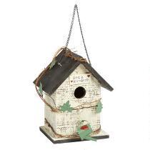 """""""Bed & Breakfast"""" Birdhouse"""