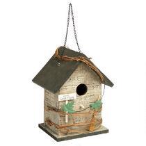 """Home Sweet Home"" Birdhouse"