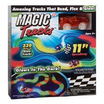As Seen on TV 11' Magic Tracks™ Light-Up Speedway