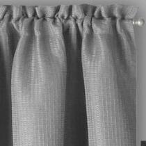 "84"" Gray Morrison Room Darkening Curtains, Set of 2"