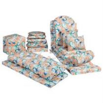 Seashells Indoor/Outdoor Chair Cushions Collection