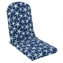 Starfish Indoor/Outdoor Adirondack Chair Pad