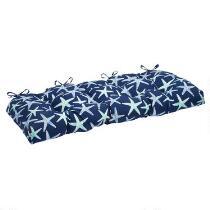 Starfish Indoor/Outdoor Double-U Bench Seat Pad