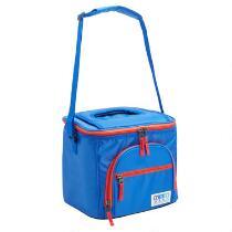Blue 16-Can Cooler Bag