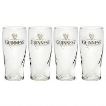 Guinness® 20-oz. Gravity Beer Glasses, Set of 4