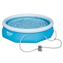 "10'x30"" Fast Set Inflatable Pool"