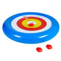 Bulls-Eye Floating Toss Game