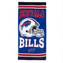 NFL Buffalo Bills Cotton Beach Towel