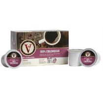 Victor Allen's® 100% Columbian Coffee Pods, 6 Boxes