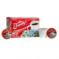 Friendly's® Mint Chocolate Chip Coffee Pods, 6-Boxes