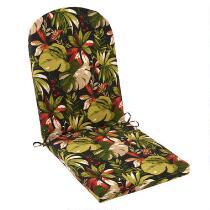 Green Palm Indoor/Outdoor Adirondack Chair Pad