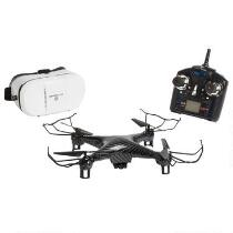 X-15 Virtual Reality Drone with 3D Goggles