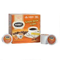 Nonni's® Pumpkin Spice Coffee Pods, 4 Boxes