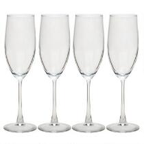 Arc Basic Champagne Flutes, Set of 4
