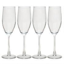 Arc Basic Champagne Flutes, Set of 4