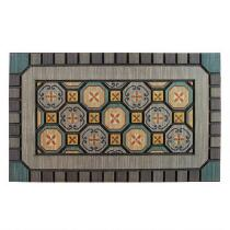 Mexico Tiles Door Mat