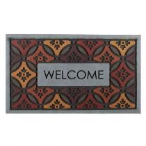 """""""Welcome"""" Clement Door Mat"""