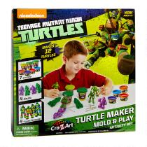 Teenage Mutant Ninja Turtles™ Turtle Maker Mold & Play Activity Set