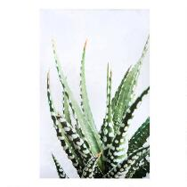"24""x36"" Spotted Green Plant Canvas Wall Art"