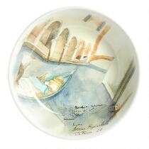 Venezia Ceramic Serving Bowl
