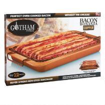 As Seen on TV Gotham™ Steel Copper Bacon Bonanza Nonstick Baking Tray