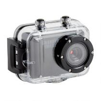 Sharper Image® HD Action Camera with Waterproof Case