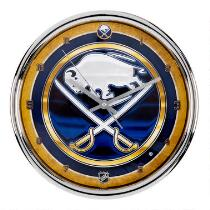 NHL Buffalo Sabres Wall Clock