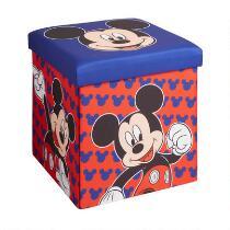 Disney® Mickey Mouse Folding Ottoman