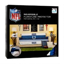 NFL Indianapolis Colts Reversible Sofa Cover