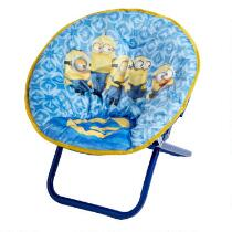 Despicable Me Minions Children's Saucer Chair