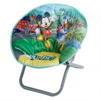 Disney® Mickey Mouse Children's Saucer Chair