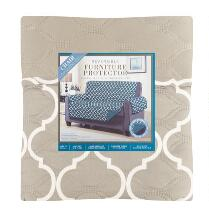 Moroccan One-Piece Reversible Chair Furniture Cover
