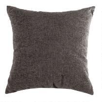 The Grainhouse™ Solid Chenille Herringbone Square Throw Pillow