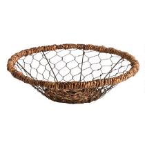 "The Grainhouse™ 15"" Wire Basket Tray"