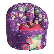 Children's Shopkins™ Beanbag Chair