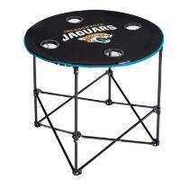 NFL Jacksonville Jaguars Folding Table
