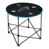 NFL Carolina Panthers Folding Table