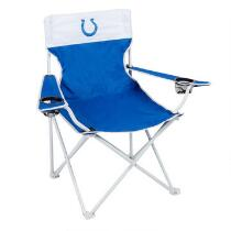 NFL Indianapolis Colts Folding Big Boy Chair