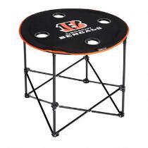 NFL Cincinnati Bengals Folding Table